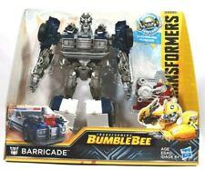 Transformers BARRICADE Energon Igniters Nitro Action Figure Toy New