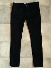 Jeanswest petite super skinny jeans size 8. Black.