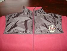 BOSTON COLLEGE EAGLES RUSSELL TEAM ISSUE FULL ZIP FLEECE JACKET BURGUNDY 2XL BC