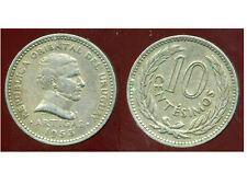 URUGUAY   10  centesimos  1953   ( bis )