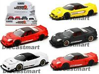 2002 HONDA NSX-R JAPAN-SPEC WIDEBODY JADA DIECAST 1:24 JDM TUNER IMPORT JONSIBAL