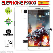 "4G 5.5"" FHD 32GB/4GB Octa Core Móvil Teléfono Elephone P9000 NFC Smartphone OTG"