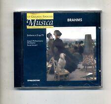 LE GRANDI EPOCHE DELLA MUSICA# Brahms # De Agostini 1992 # CD