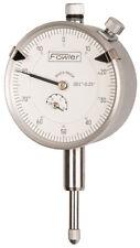 Fowler 52 520 100 0 Dial Indicator 0 250 Range 001 Graduation