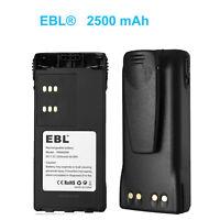 EBL 2500mAh Replacement Battery for Motorola HNN9008 HNN9009 HT1250 HT750 GP328