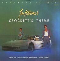 "Jan Hammer Crockett's theme (1986) [Maxi 12""]"