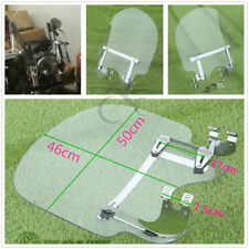 39mm Clamps Windscreen Windshield For Harley-Davidson Sportster XL 883 1200 XLH
