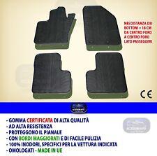 Tappetini tappeti per Jeep Renegade 2014 auto in gomma set 4 antiscivolo kit