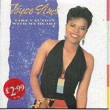 Joyce Sims Take Caution With My Heart CD Single