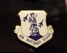 AIR NATIONAL GUARD LAPEL PIN - MADE IN THE USA!