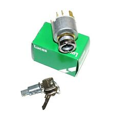 LUCAS IGNITION SWICTH WITH BARREL & KEYS TRIUMPH 2000 & 2.5Pi 1964 - 1969