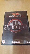 TNA IMPACT WRESTLING NO SURRENDER DVD UK 2008