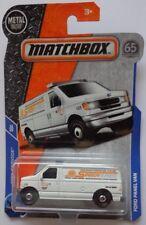 Matchbox 2018 MBX SERVICE Ford Panel Van 69/125