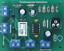Pendelzugsteuerung LGB Lehmann Spur G , Toytrain Gleichstrom analog, Lok bis 2A