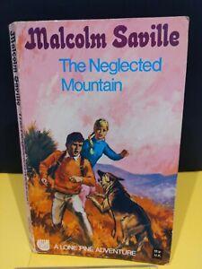 The Neglected Mountain. Malcolm Saville. Armada (1964)