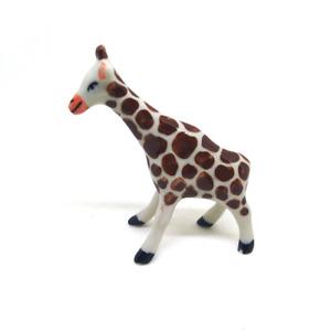 Giraffe Figurine In Collectible Animal Figurines For Sale Ebay