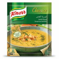Knorr Classics Lentil Soup 80g No Preservatives Added