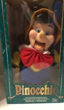 Pinocchio  Doll Animated Very  Rare Almost Look Real