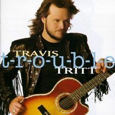 T-r-o-u-b-l-e by Travis Tritt CD Aug-1992, Warner Bros. BRAND NEW FACTORY SEALED