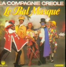 """7"""" Compagnie Creole/Le Bal Masque (France)"""
