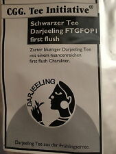 (GP:22,50/kg) 7 kg Darjeeling First Flush Schwarzer Tee Initiative 1A