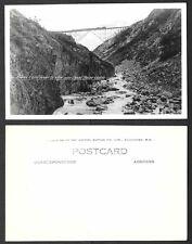 Canada Postcard - Gowen Sutton Real Photo - Yukon - Dead Horse Gulch - Train