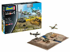 Revell 1/72 75th Anniversary 'D-Day' 1944-2019 Diorama Set # 03352