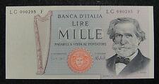 Italy Paper Money 1000 Lire 1975 UNC