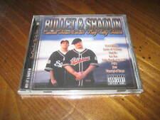Bullet & Shaolin - Small Town Livin Big City Game Rap CD - Jay Tee Mad Ro Arjay
