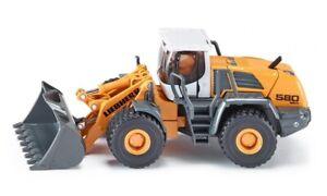 Siku Super Liebherr R 580 2plus2 Loader 1:50 Scale Diecast Vehicle 3533