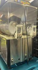 Granita, GB 220 EURO,Double Barrel Slush Machine, Twin Slush Puppy Machine