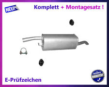 Endtopf Auspuff+ FORD FUSION 1.2 1.4 75//80PS 2004