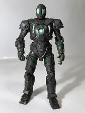 "Marvel Legends Titanium Man 6"" Figure Hasbro Iron Movie Series Rare Green Comic"