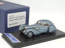 Looksmart 1/43 - Bugatti 57 SC Atlantic 1936 Bleue Winner Pebble Beach 2003