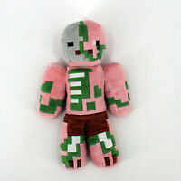 Minecraft Zombie Pigman Plush Stuffed Toy 13""