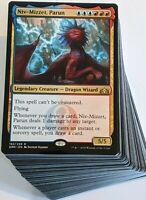 ***Custom Commander Deck*** Niv-Mizzet Parun EDH Mtg Magic Cards