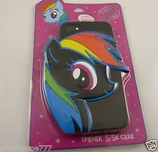for iPhone 5 or 5S My little pony rubber phone case fits i phone 5 rai