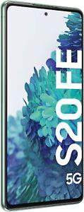 Samsung Galaxy S20 FE 5G SM-G781B/DS - 128GB - Cloud Mint (Ohne Simlock)Wie Neu