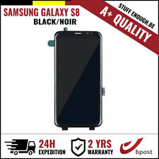 A+ OLED TOUCH SCREEN DISPLAY/SCHERM/ÉCRAN BLACK FOR SAMSUNG GALAXY S8