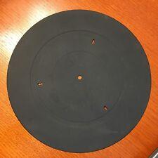 "Pioneer PL-44FS Turntable Parts - Rubber Mat (10-13/16"" Dia., 4-Oz)(PEB-205-A)"