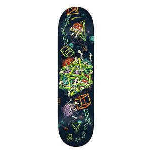 "Anti Hero Skateboard Deck Grimple Stix Taylor Grim Interest 8.38"" x 32.25"""