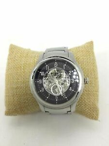 Fossil Stainless Steel Mechanical Wrist Watch