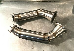 Audi RS6/RS7 (c8) 2020+ catless Downpipes 4.0L biturbo engine