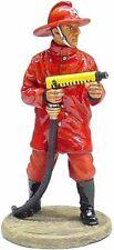 Del Prado 1/32 Figure Fireman int dress - H/pressure hose Bolivia 1995 BOM076