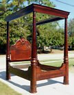 Mahogany Full Tester Bed circa 1850~~Attrib. William McCarcken