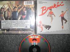 CD Breakin´ Soundtrack OST Breakdance First Press Polydor CD (c) 1984 SCORE