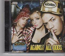 (FX719) N-Dubz, Against All Odds - 2009 CD