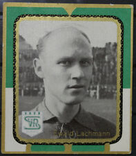Football DFB BILD KÖNIG Fußball 1935/36 † EWALD LACHMANN VW RS GLEIWITZ Gliwice