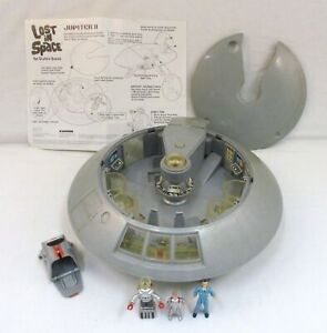 Lost In Space CLASSIC JUPITER 2 Playset Ship 1998 Trendmasters Complete Works II