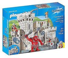 PLAYMOBIL Knights 5670 Burgtor mit Riesentroll Neu & Ovp Ritter-Burg